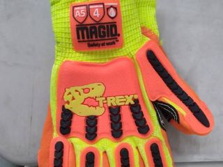 Magid T REX Arctic Series Waterproof Thermal Impact Glove  Cut level A5