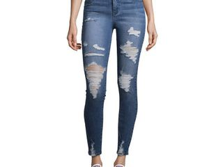 Blue Spice Skinny Fit Jeggings Juniors