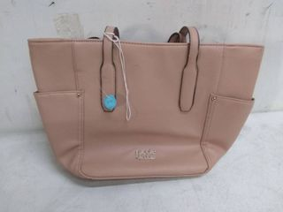 Nicole Miller Dusty Rose Tote Purse