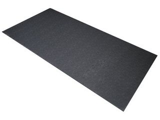 BalanceFrom High Density Treadmill Exercise Bike Equipment Mat  3 Ft x 6 5 Ft