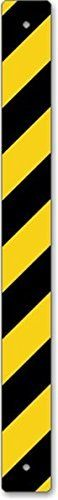 SmartSign   K 2185 FY 03x30 Reflective Sign Post Panel By   3  x 30  3M