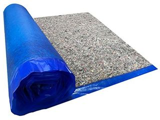 AMERIQUE 3 2 mm 5TH Generation Extreme Quiet Super Heavy Duty Felt 3 in 1 Underlayment Padding