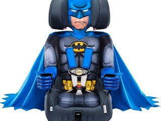 Kids Embrace DC Comics Batman Combination Booster Car Seat