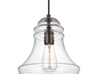 Feiss Doyle 9 75 in  Mini Pendant light