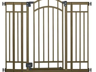 Summer Infant Multi Use Bronze Deco Extra Tall Walk Thru Gate
