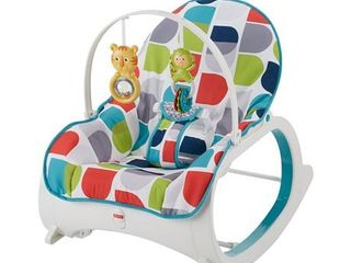 Fisher Price Infant to Toddler Rocker  Color Climbers  Amazon Exclusive