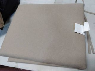 Perfect Pillow Patio Cushions  Set of 2