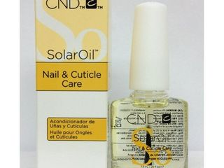 CND Essential Solar Oil Nail and Cuticle Conditioner  0 25 Fluid Ounce