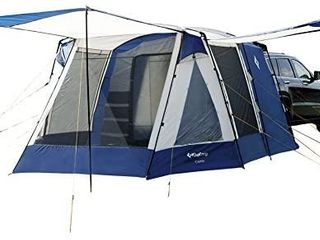 KingCamp Melfi Plus SUV Car Tent 3 Seasons 4 6 Person Multifunctional  Suitable Camping Traveling Family Outdoor Activities