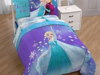 Disney Frozen Magical Winter Full Bed In A Bag