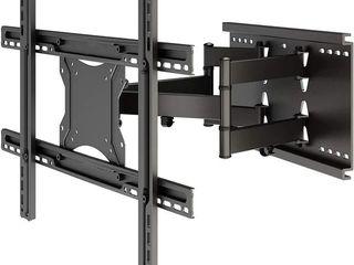 PSlF2 Full Motion Swivel TV Wall Mount for 37 75 Inch TVs