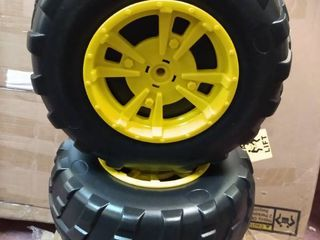 Set of Plastic Replacement Wheels