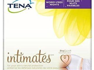 Tena Intimates Incontinence Underwear Overnight Absorbent Small Medium  16 Count