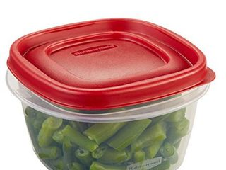 Rubbermaid Easy Find lid Food Storage Container 2 Cup 8 Pack