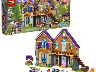 lEGO Friends Mia s House 41369
