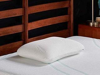 Tempur Pedic Symphony Pillow luxury Soft Feel  Standard  White