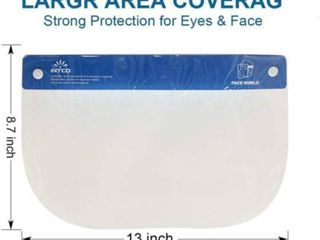 INTCO Disposable Face Shield 5 pack