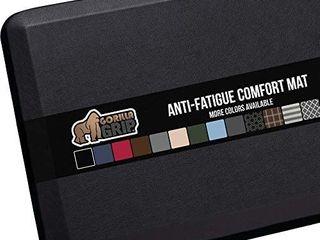 Gorilla Grip Original Premium Anti fatigue Runner Comfort Mat 70x24 Phthalate