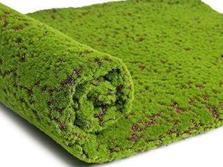lIOOBO Artificial Moss Mat Fake Grass Turf lawn Plants lichen for Home Garden Patio DIY Decoration  Coffee Point