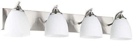 Ostwin 4 light Bath Bar light Up Or Down  Interior Bathroom Vanity Wall lighting