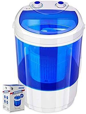 Portable Single Tub Washer And Dryer  The laundry Alternative  Mini Washing Machine  Portable Clothes Washer And Dryer  Travel Washing Machine  Small Washing Machine For Small Clothes