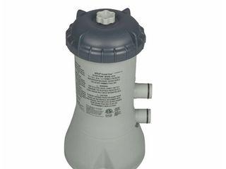 Intex 1000 Gallon Filter Pump AC 110 to 120 Volt
