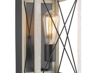 Briarwood Collection One light wall sconce