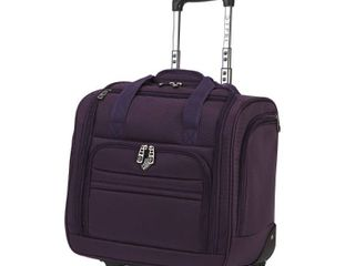 TPRC 16  Rolling Underseat Carry On Bag