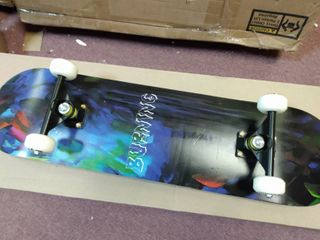 Burning Brand Skateboard