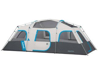 Bushnell 12 Person FRP Dome Tent   outer bag rough