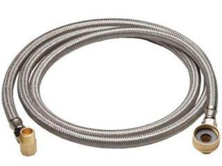 Proflo Pfxsd6c72et 72  Dishwasher Water Supply Connector Kit   Stainless Steel