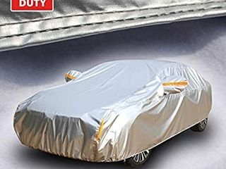 Tecoom Heavy Duty Multiple layers Car Cover