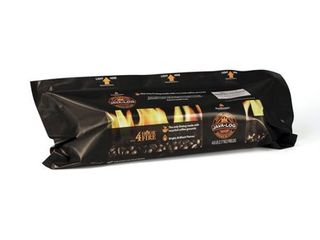 Pine Mountain Java Coffee Grounds Firelog  4 Hour Burning  Single