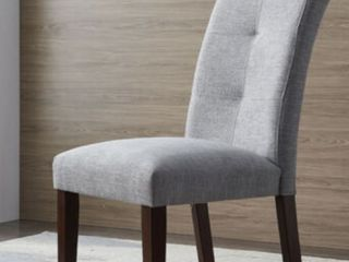 Nordic Simple Dining Chair with Soft linen Cloth