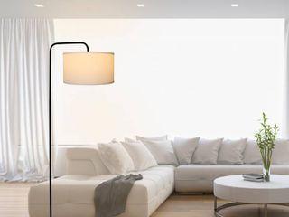 64 Inch Matte Black Floor lamp  Retail 76 48