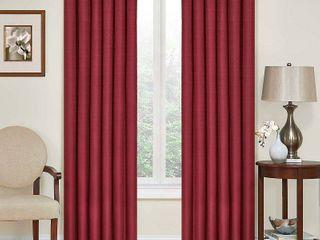 Eclipse Kendall Room Darkening Energy Efficient Curtain Panel Pair