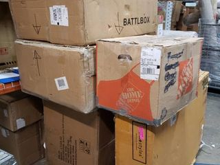 Miscellaneous Pallet of Damage And Or Incomplete Items