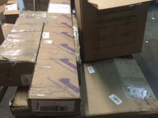 Pallet of Miscellaneous Damage and or Incomplete Items