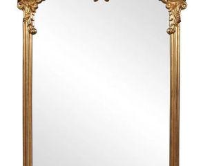 Allan Andrews Roman Gold Wall Mirror  Retail 383 49