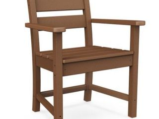 All Weather Brown Outdoor Chair