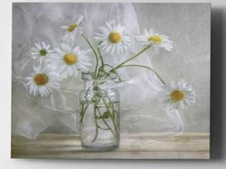Daisies Premium Gallery Wrapped Canvas Retail  152 99