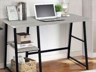 Carbon loft Abrahams Computer Writing Desk  Retail 139 99