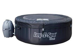 Bestway SaluSpa 71 x 26 Inch Inflatable Portable 4 Person Spa Hot Tub 54124