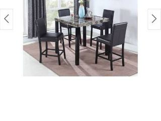 Best Master Furniture Britney Counter Table