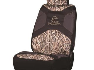 Mossy Oak Blades Seat Cover