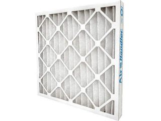 air handler filters 24x24x2 Synthetic Pleated Air Filter  MERV 7  12 Pieces