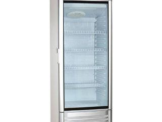 9 0 cu  ft Single Door Commercial Refrigerator Beverage Cooler in Gray