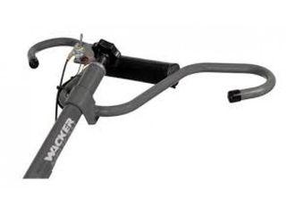 Wacker Neuson power trowel handle
