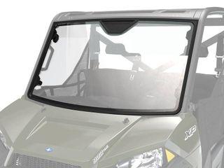 Polaris Gen lock and Ride Full Glass Windshield