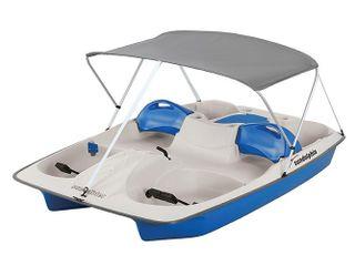 Sundolphin Sunglider 5 ssat paddle boat